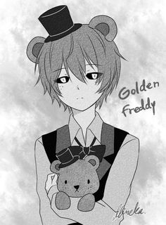 Freddy fazbear dating a hot human girl
