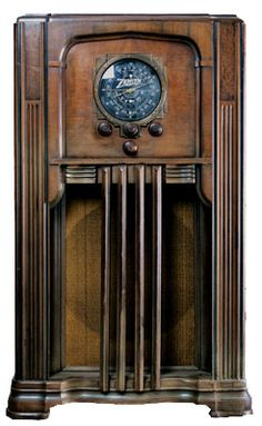1936 Zenith Radio- information on my radio and parts to get refurbished
