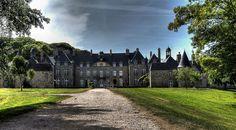 Chateau de Flamanville - Manche, Basse-Normandie