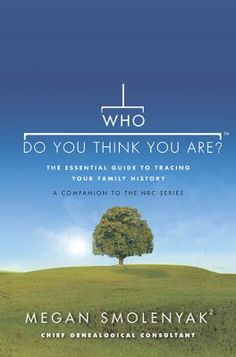 """""""Featuring step-by-step instructions from one of America's top genealogical researchers, Who Do You Think You Are? covers everything a beginner needs to know to start digging into their roots."""""""
