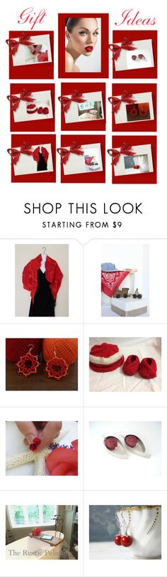"""Gift Ideas"" by therusticpelican ❤ liked on Polyvore featuring modern, contemporary, rustic and vintage"