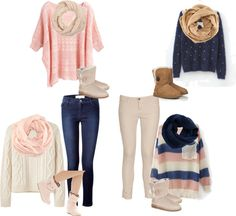 """""""Old Sweaters for fall!"""" - Polyvore"""