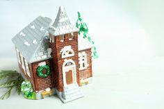 Department 56 Christmas Snow Village Schoolhouse
