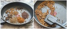 Jamaican curry powder - That Girl Cooks Healthy Slow Cooker Curry, Healthy Slow Cooker, Healthy Cooking, Curry Chicken And Rice, Pork Curry, Baby Food Recipes, Food Network Recipes, Jamaican Curry Powder, Madras Curry
