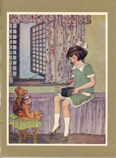 blackie's cottage illustrations - Google Search