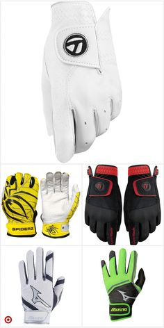 Shop Target for sports gloves you will love at great low prices. Free shipping on orders of $35+ or free same-day pick-up in store. Hockey Gloves, Hockey Helmet, Bike Gloves, Softball Gloves, Dirt Bike Gear, Dirt Bikes, Leather Work Gloves, Ski Accessories, Biker Helmets