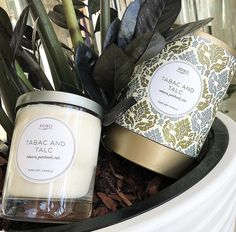 Soy Candles, Packaging, Pure Products, Candle, Wrapping