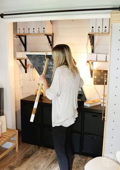 Hinges Small Space Storage Tip and DIY Ideas | Apartment Therapy