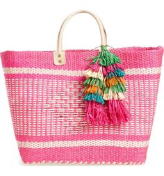 Summer Beach Tote -