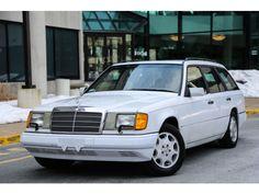 1992 Mercedes Benz 300TE Wagon