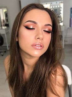 Hochzeit Make-up 2019 Trends &; Samantha Fashion Life Hochzeit Make-up 2019 Trends &; Samantha Fashion Life jariana grand jarianagrand Make up✨ Hochzeit Make-up 2019 Trends- Hochzeit Make-up 2019 […] Wedding planning Makeup Eye Looks, Natural Makeup Looks, Cute Makeup, Awesome Makeup, Gorgeous Makeup, Natural Beauty, Makeup Looks For Prom, Wedding Makeup Looks, Peachy Makeup Look