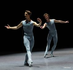 Hugo Marchand in 'Blake Works' by William Forsythe. Paris Opera Ballet Photo by Isabelle Aubert Paris Opera Ballet, Dancer, Sculptures, Gay, Dancers, Sculpture