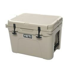 Yeti Tundra 50 Cooler - Keeps your food and drinks cold all weekend!