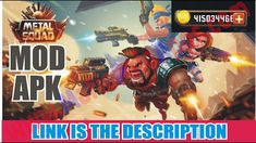 Metal Squad 1.4.6 Mod Apk (CoinsBomb) for android   Metal Squad Mod APK (Unlimited CoinsBombHPbullet) for android  Tested ByMafiaPaidApps  Offline   Metal Squad is an Action Game for android  Download last version ofMetal SquadApk Mod for android fromMafiaPaidAppswith direct link  Metal Squad is a shooting action game. This game will take you through series of classic levels various enemies and boss battles with amazing experience of side scrolling platformer games. Use various weapons…