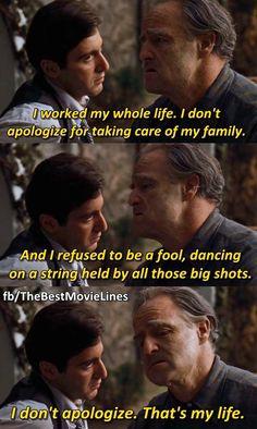 Tina : Pacino and Brando