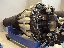 De Havilland Vampire —U réacteur Goblin 2