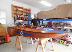 Cocktail Class Skua Racing power boat