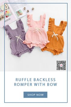 ec363bc70a91 ♥Click to discover more stylish clothes for your baby on PatPat♥ ♥Scan QR