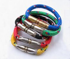 Nautical Bullet Shell Bangles