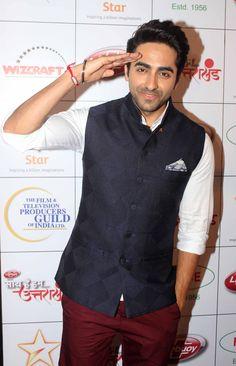 Ayushmann Khurrana Indian Men's Fashion