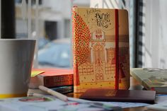 Laura Varsky's 'Buenos Aires' Destinations notebook for monoblock
