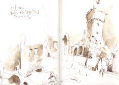 Sketch (2008) by Felix Scheinberger
