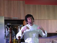 Ariel rodriguez palacios chefs i like pinterest ariel for Cocina 9 ariel rodriguez palacios facebook