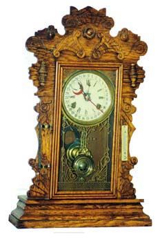 Waterbury Clock Company Gibson
