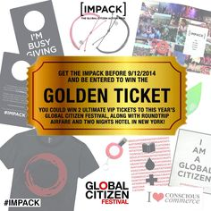 One Month to go ! #GlobalCitizen #GlobalPovertyProject