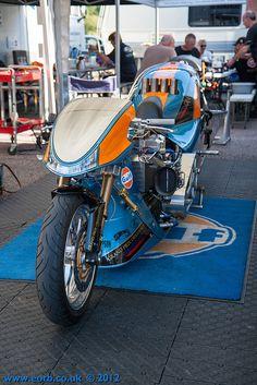 Puma - Gulf Oil Drag Racing
