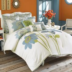 Bedding and Comforter Sets in White