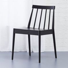 Image result for low windsor chair modern cb2