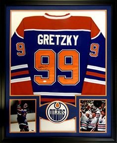 Wayne Gretzky Framed Jersey Signed JSA COA Autographed Edmonton Oilers at  Amazon s Sports Collectibles Store b9ed83cb8