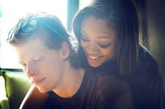 Interracial Love World - WMBW , WWBM -   Cute interracial couple #love #wmbw #bwwm Interracial Family, Interracial Dating Sites, Beautiful Couple, Beautiful Black Women, Biracial Couples, Vision Of Love, Black Woman White Man, Couples In Love, Mixed Couples