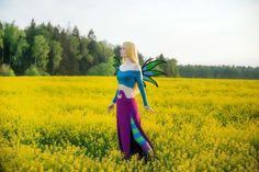 Vizzza_a в Instagram: «Cornelia: @vizzza_a Фото: @centrovkabalansirovka Обработка фотографии: @yuliyamori Костюм и крылья: @krutaiamaria #witch #witchdisney…» Witch Disney, Cosplay