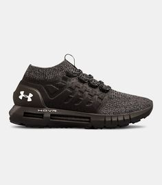 Air Max Sneakers, All Black Sneakers, Sneakers Nike, Athletic Gear, Athletic Shoes, Mens Boots Fashion, Shoe Department, Under Armour Men, Nike Huarache