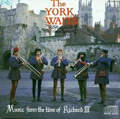 Music from the Time of Richard III - The York Waits Saydisc…