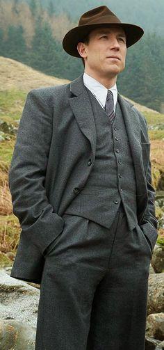 Outlander, serie de Starz basada en las novelas de Diana Gabaldon. En España a través de Movistar.: Tobias Menzies: Black Jack Randall es uno de los g...