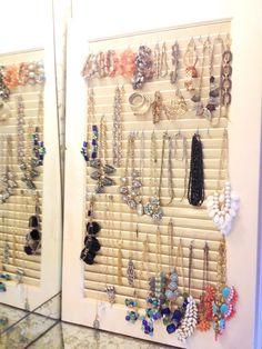 DIY Jewelry Organizers | Young Craze