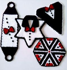 Crochet Home, Baby Knitting Patterns, Eminem, Bathroom Accessories, Christmas Ornaments, Holiday Decor, Diy Videos, Crochet Dollies, New Ideas