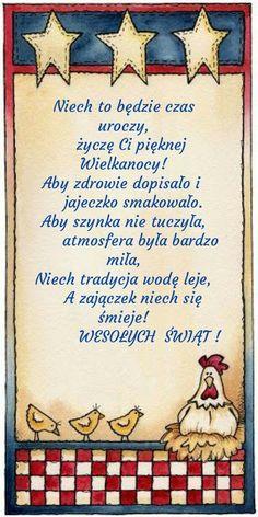 Kartka świąteczna 🐔🌷🐰💟🐔🌷🐰🐓🐇🐔🐰🐰🐓🐇🐤🐣🐇🐤 Birthday Verses For Cards, Happy Chinese New Year, Humor, Flowers, Dance, Inspiration, Garden, Tulips, Learn Polish