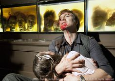walking dead the governor   The governor, the walking dead sesong 3 episode 8