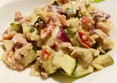 Romige raviolischotel – Sport Foodblog
