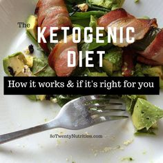 Ketogenic Diet Review - Weight Loss, Safety and Does it Really Work? Get the pros and cons of the keto diet from Christy Brissette, media dietitian, 80 Twenty Nutrition www.80twentynutrition.com