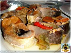 FLAVOURS OF ILOILO and beyond ...: Home-made Spanish-style Bangus