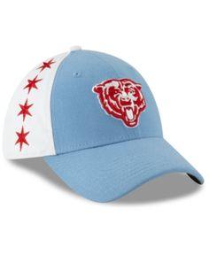 detailed look d343c 64c84 New Era Chicago Bears Draft Spotlight 39THIRTY Cap - Blue L XL Chicago Bears ,