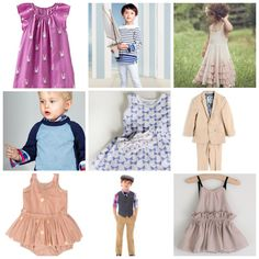 Easter Outfits for the Family | My Daily Bubble @Name Bubbles #easter #kidsfashion