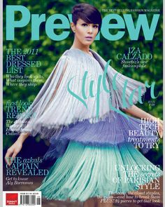 The most comprehensive source for fashion, beauty, parties and celebrity style in the Philippines. V Magazine, Magazine Covers, Cosmopolitan, Vanity Fair, Marie Claire, Nylons, Vania Romoff, Vogue, Lifestyle Trends