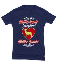 Stop the Butter Lamb Slaughter, Butter Lamb's Matter