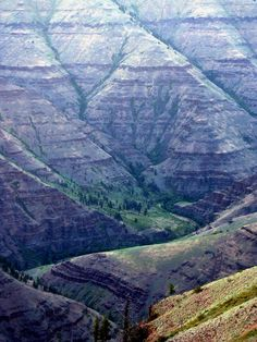 Joseph Canyon - Eastern Oregon - traveled this road every time I went to visit Mom! Gorgeous!